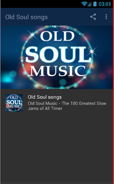 Polpular Old Soul songs screenshot 1