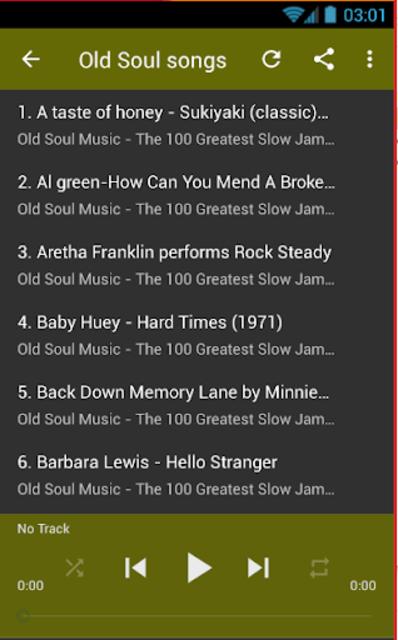 Polpular Old Soul songs screenshot 2