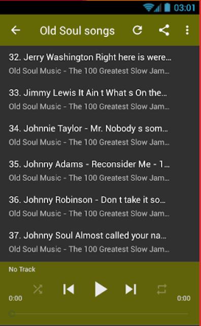 Polpular Old Soul songs screenshot 3