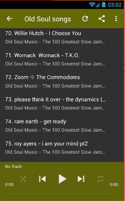 Polpular Old Soul songs screenshot 5