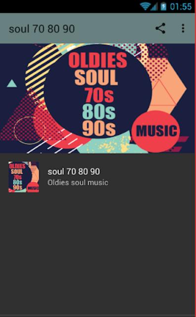 Soul Music 70s 80s 90s screenshot 1