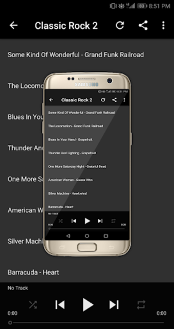 Greatest Rock Songs All Time screenshot 3