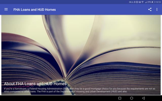 FHA Loans and HUD Homes screenshot 7