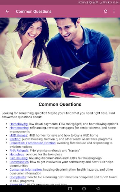 FHA Loans and HUD Homes screenshot 8