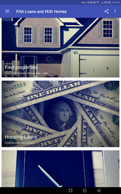FHA Loans and HUD Homes screenshot 9