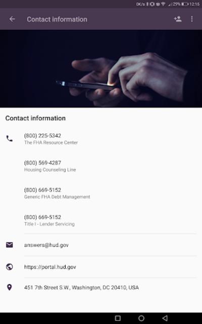FHA Loans and HUD Homes screenshot 10