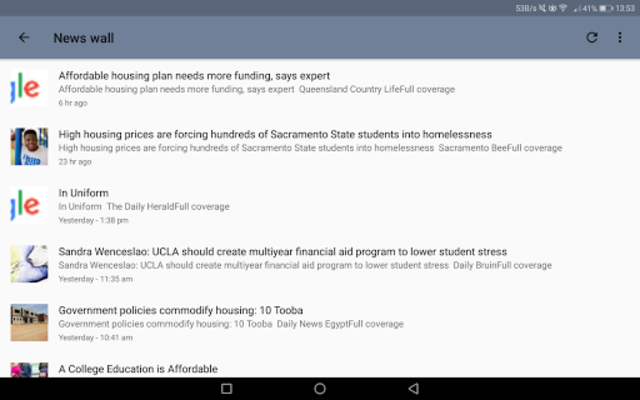 Housing Loans and Grants screenshot 11