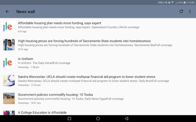 Housing Loans and Grants screenshot 11