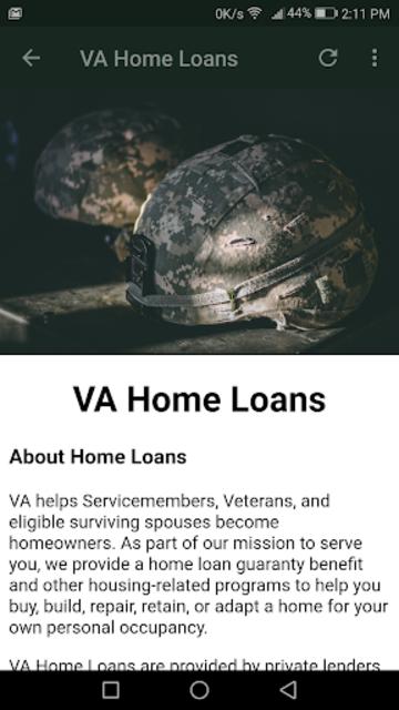 Housing Loans and Grants screenshot 5