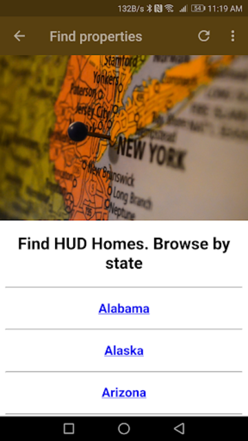 HUD Homes screenshot 3