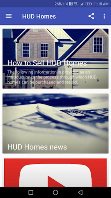 HUD Homes screenshot 4