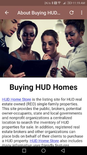 HUD Homes screenshot 6