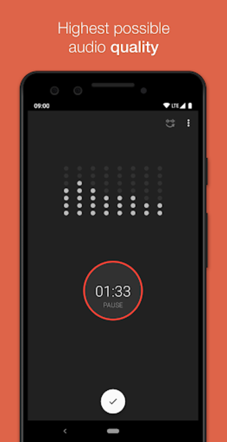 Smart Recorder – High-quality voice recorder screenshot 3