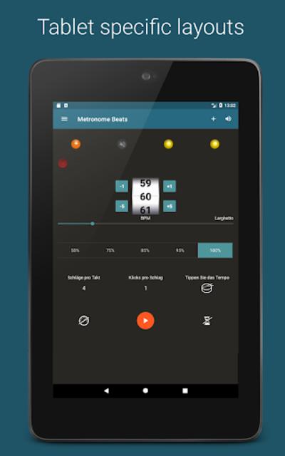 Metronome Beats screenshot 10