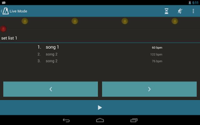 Metronome Beats Pro screenshot 10