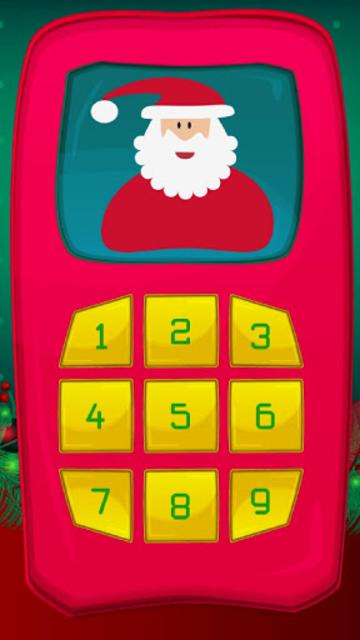 Santa's Phone screenshot 1