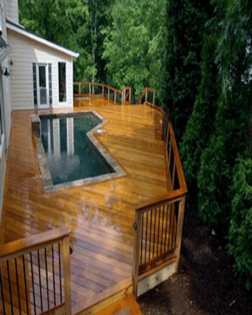 Deck Design Ideas screenshot 3