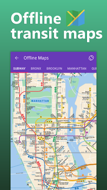 NYC Transit: MTA Subway, Rail, Bus Tracker screenshot 6