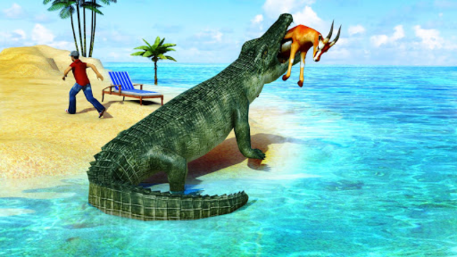 Animal Attack Simulator -Wild Hunting Games screenshot 1