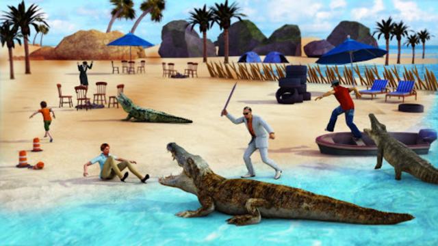 Animal Attack Simulator -Wild Hunting Games screenshot 2