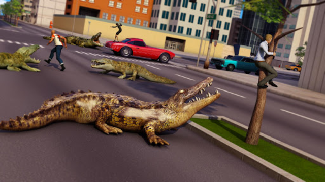Animal Attack Simulator -Wild Hunting Games screenshot 8