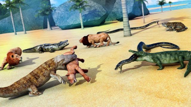 Animal Attack Simulator -Wild Hunting Games screenshot 10