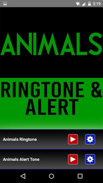 Animals-Maroon 5 Ringtone screenshot 1