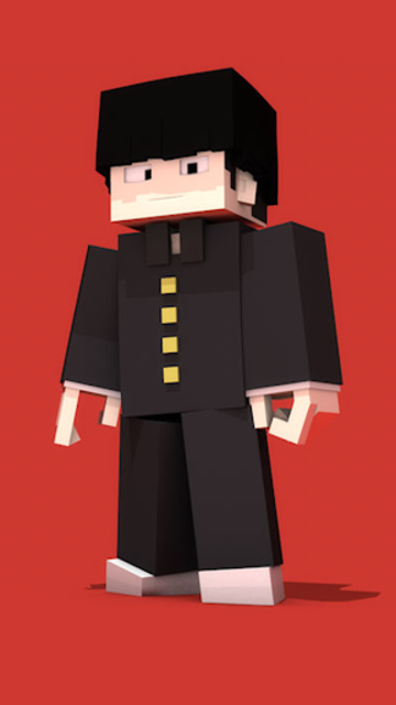 Anime Skins screenshot 15
