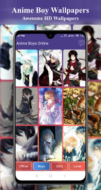 Anime Wallpaper - Anime Full Wallpapers screenshot 3