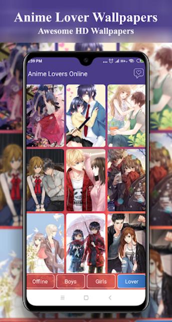 Anime Wallpaper - Anime Full Wallpapers screenshot 4