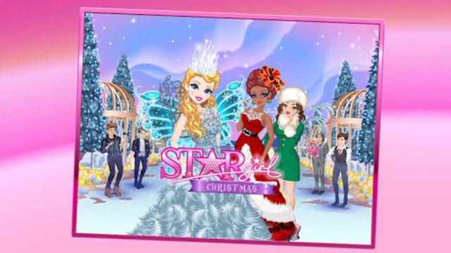 Star Girl: Christmas screenshot 1
