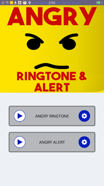 Angry Ring Ringtone and Alert screenshot 4