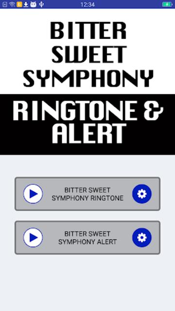 Bitter Sweet Symphony Ringtone and Alert screenshot 2