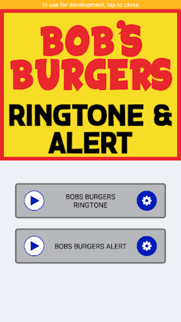 Bobs Burgers Ringtone and Alert screenshot 4