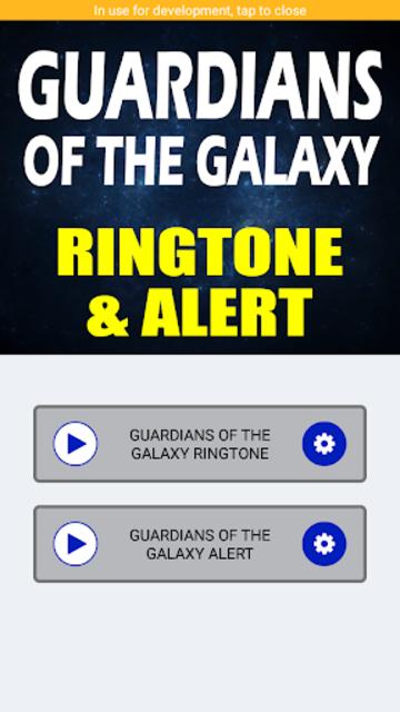 Guardians Of The Galaxy Ringtone and Alert screenshot 4