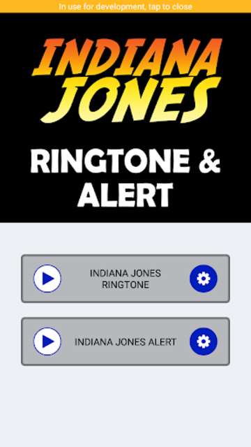 Indiana Jones Theme Ringtone and Alert screenshot 4