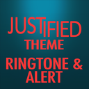 Icon for Justified Theme Ringtone and Alert