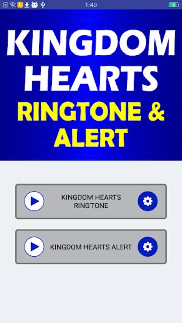 Kingdom Hearts Ringtone and Alert screenshot 4
