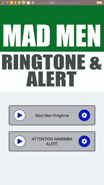 Mad Men Ringtone and Alert screenshot 4