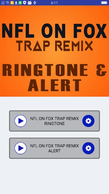 NFL On FOX Trap Remix Ringtone and Alert screenshot 4
