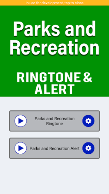 Parks and Recreation Theme Ringtone and Alert screenshot 4