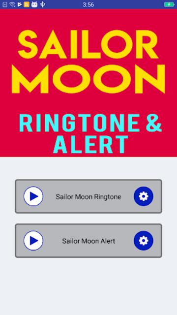 Sailor Moon Theme Ringtone and Alert screenshot 4