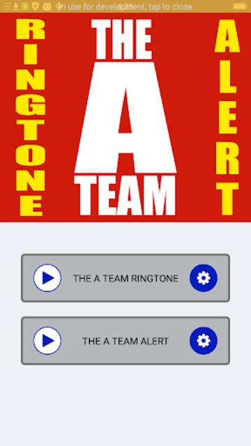 The A Team Ringtone and Alert screenshot 4
