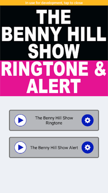 The Benny Hill Show Theme Ringtone and Alert screenshot 2