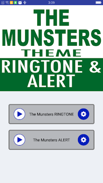 The Munsters Ringtone and Alert screenshot 4