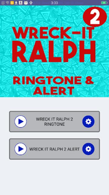 Wreck It Ralph 2 Ringtone and Alert screenshot 4