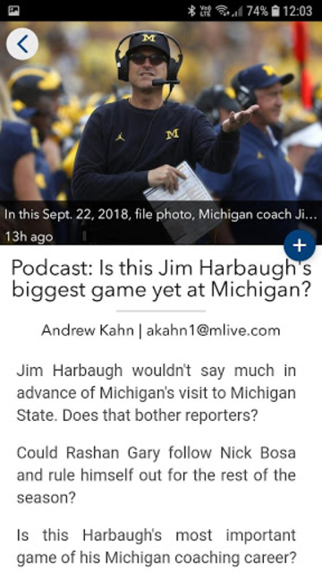 Ann Arbor News screenshot 3