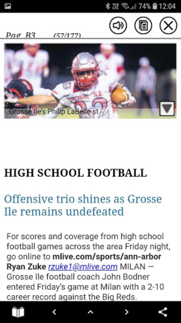 Ann Arbor News screenshot 5