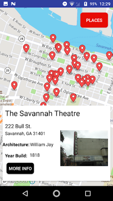 Savannah Ghost Map screenshot 4