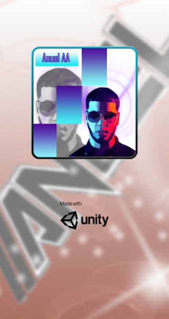 Anuel AA Piano Game 2019 screenshot 1